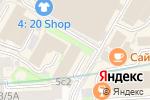 Схема проезда до компании Клауд Контакт в Москве