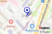 Схема проезда до компании ПТФ СТОМАНТОРГ в Москве
