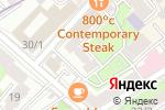 Схема проезда до компании Биркенхоф в Москве