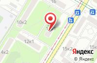 Схема проезда до компании Тд Сенатор в Москве
