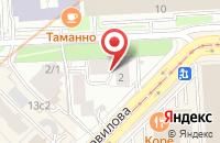 Схема проезда до компании Центр Лазерной Технологии и Материаловедения в Москве