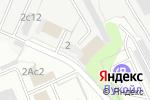 Схема проезда до компании KYBCOM в Москве