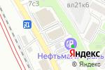 Схема проезда до компании Гранд Софт в Москве