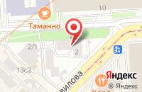 Схема проезда до компании Семейный в Новопушкинском