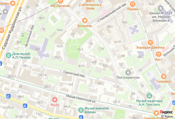 жилой комплекс Гранатный, 6