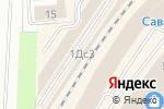 Схема проезда до компании Авиакасса в Москве