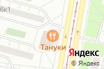 Схема проезда до компании Creatif в Москве