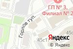 Схема проезда до компании ВСКлимат в Москве