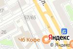 Схема проезда до компании Авицения в Москве