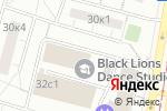Схема проезда до компании ШПИЛЬКА Чертаново в Москве