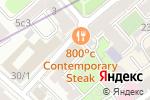 Схема проезда до компании Calikano в Москве