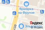 Схема проезда до компании Магазин женской одежды в Туле
