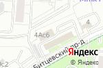 Схема проезда до компании РВВ-Авто в Москве