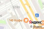 Схема проезда до компании Богема в Москве