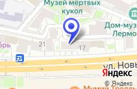 Схема проезда до компании МАГАЗИН СОТОВЫХ ТЕЛЕФОНОВ СОТОВАЯ КОМПАНИЯ NOKIA в Москве