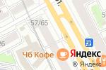 Схема проезда до компании The Twilight Zone в Москве