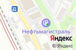 Схема проезда до компании Шиномонтажная мастерская на Канатчиковском проезде в Москве