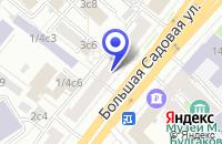 Схема проезда до компании БАГЕТНАЯ МАСТЕРСКАЯ МОСТОК в Москве