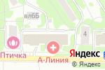 Схема проезда до компании Маттино Обувь в Москве