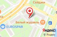 Схема проезда до компании Бигхаус в Москве