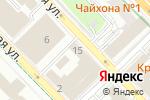 Схема проезда до компании Алексей Бавыкин и партнёры в Москве