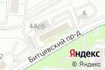 Схема проезда до компании ММС в Москве