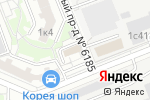 Схема проезда до компании Scan-D2 в Москве
