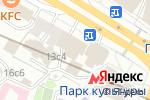 Схема проезда до компании Васильевъ и Партнеры в Москве