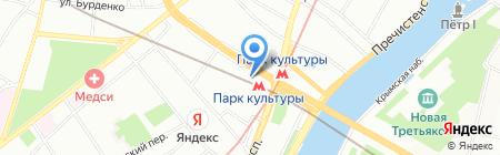iReanimator на карте Москвы