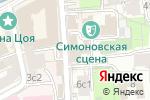 Схема проезда до компании Промтехдепо в Москве