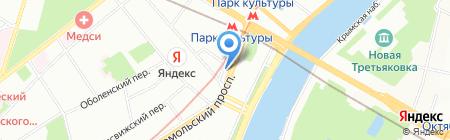 Деликатесы Стерео на карте Москвы