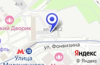 Схема проезда до компании ТЕХНИЧЕСКИЙ ЦЕНТР ДВС-ГРУП в Москве