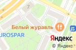 Схема проезда до компании Гурия в Москве