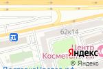 Схема проезда до компании Братцы-Кролики в Москве