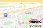 Схема проезда до компании Геворк Геворкян в Москве