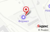 Схема проезда до компании Чистая Планета в Подольске