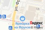Схема проезда до компании Магазин товаров для дома в Туле