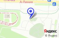 Схема проезда до компании ТФ АГАТОН в Москве
