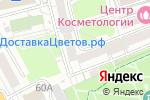 Схема проезда до компании Гимназия №1540 с дошкольным отделением в Москве