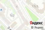 Схема проезда до компании Икстайл в Москве