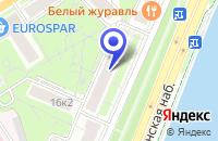 Схема проезда до компании МЕБЕЛЬНЫЙ МАГАЗИН АГНЭС в Москве