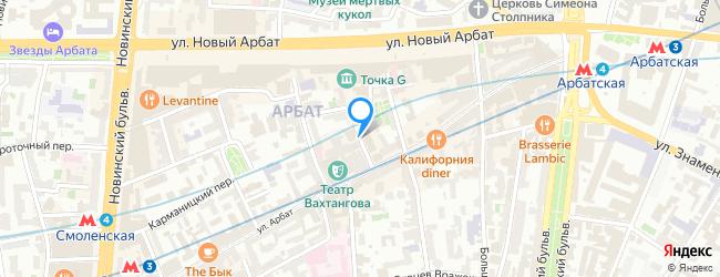 Малый Николопесковский переулок
