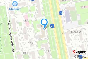 Сдается двухкомнатная квартира в Москве м. Бутырская, улица Добролюбова, 11