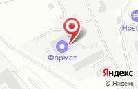 Схема проезда до компании ЮГБЕТОН в Подольске