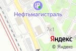 Схема проезда до компании Bravo в Москве