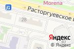 Схема проезда до компании Smart bee в Бутово