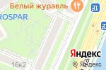 Схема проезда до компании Airsoft-Rus в Москве