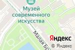 Схема проезда до компании Republique du pont в Москве