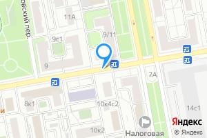Комната в двухкомнатной квартире в Москве м. Бутырская, улица Руставели