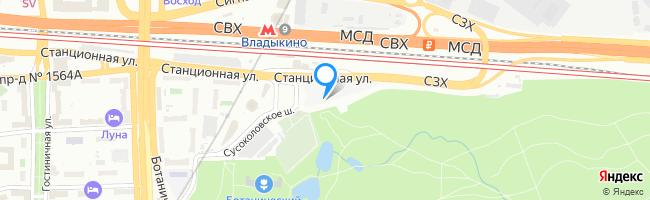 Сусоколовское шоссе